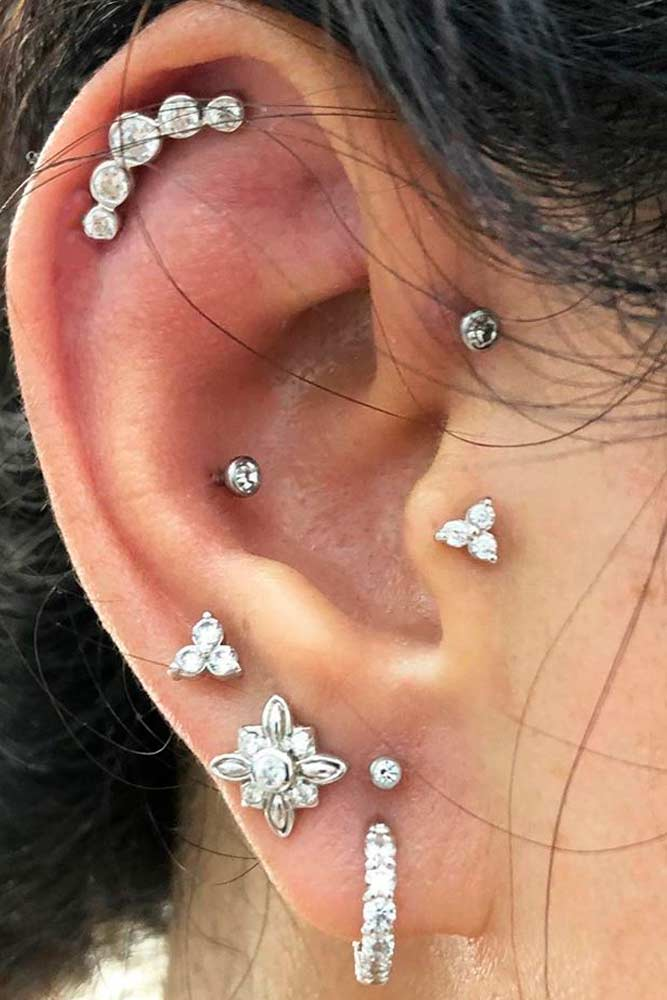 Tragus Piercing Aftercare Guide #piercing #beauty