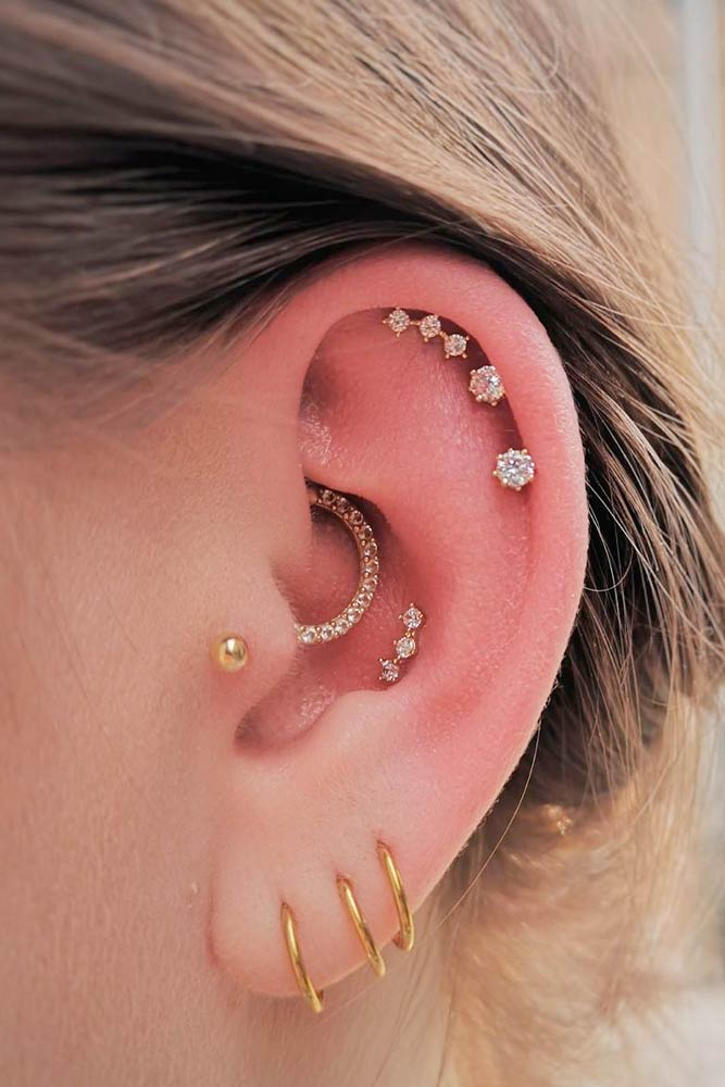 Price Of Tragus Piercing #piercing #beauty