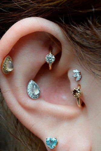 Tragus Piercing Cleaning Guide #piercing #beauty