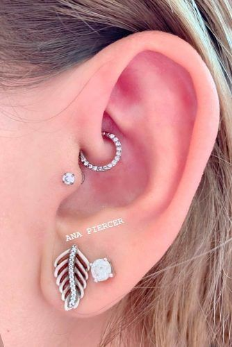 What You Should Do Before Getting A Tragus Piercing #piercing #beauty