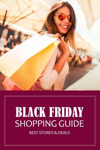 Black Friday Shopping Guide  #shopping