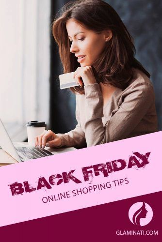 Black Friday Online Shopping Tips #shopping