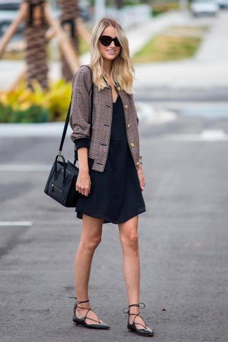 Bomber Jacket With Dress