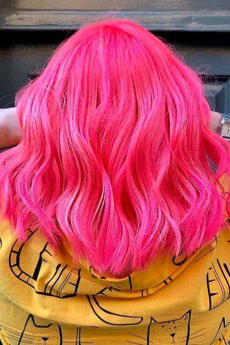 Manic Panic Cotton Candy Pink #pinkhair