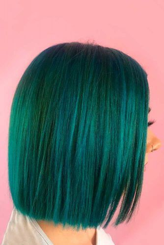 Manic Panic Enchanted Forest #greenhair