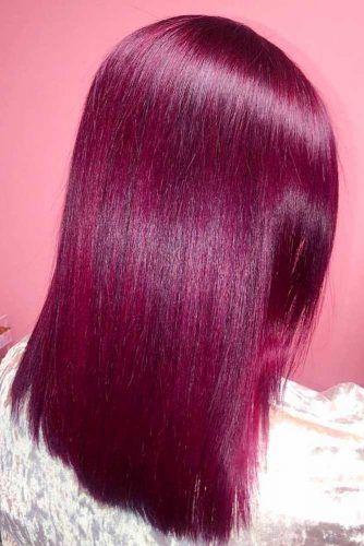 Fuschia Shock #purplehair #pinkhair