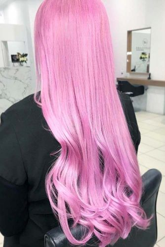 Mystic Heather #pinkhair