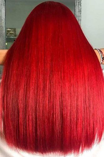 Vampire Red #redhair