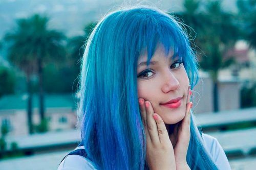 Show Off Your Bright Side With Ethereal Manic Panic Hair Colors