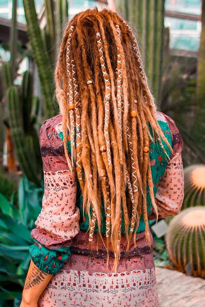 History Of Dreadlocks #coolhairstyles #bohohairstyles