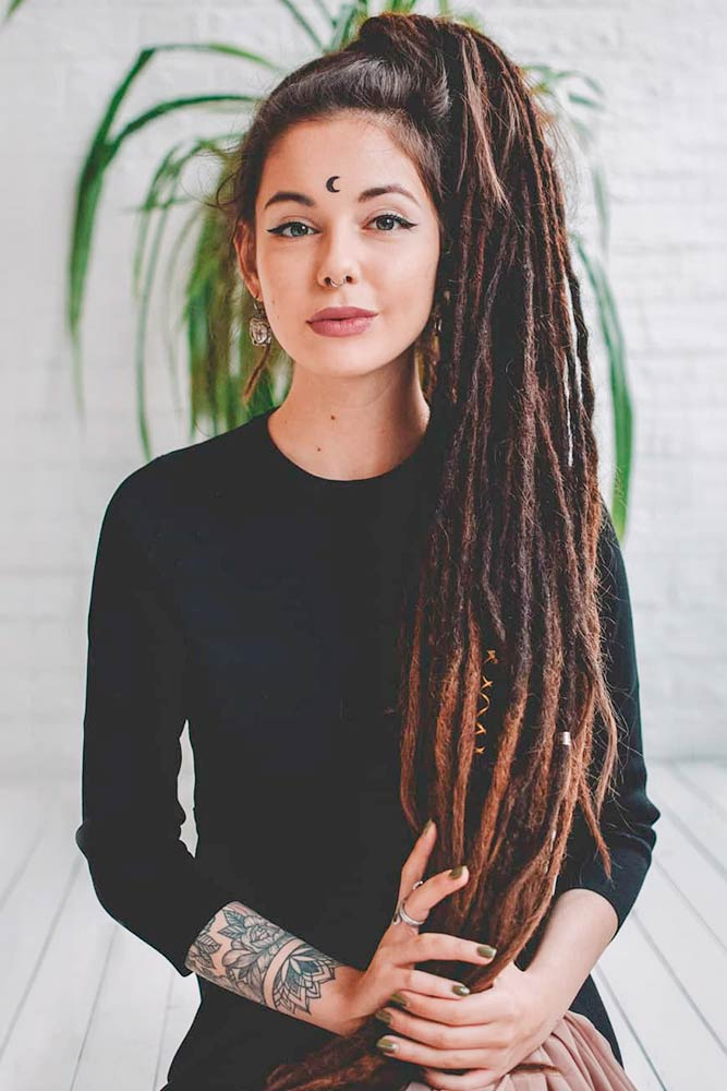 What Do Dreadlocks Symbolize? #dreadssymbol #longhair