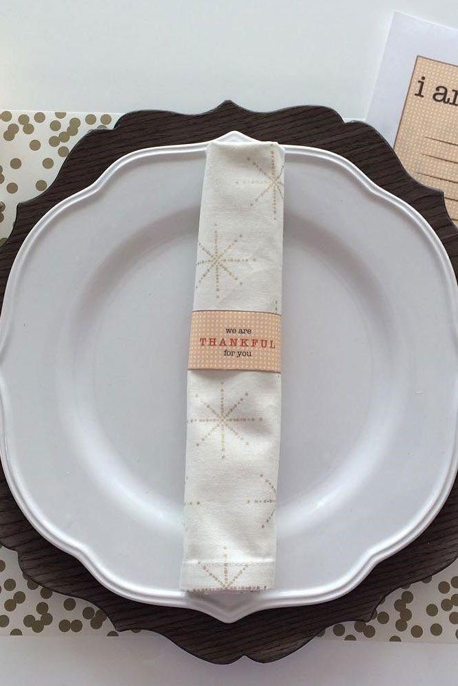 Paper Thanksgiving Ring Design #paperring