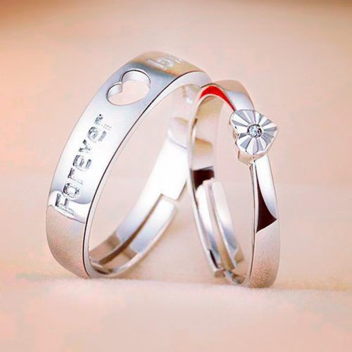 Promise Rings For Him And Her #couplerings