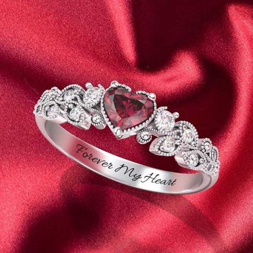 Ring With Hidden Words #ring #proposal