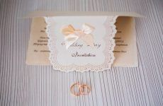 Impressive Wedding Invitations To Make The Day Memorable