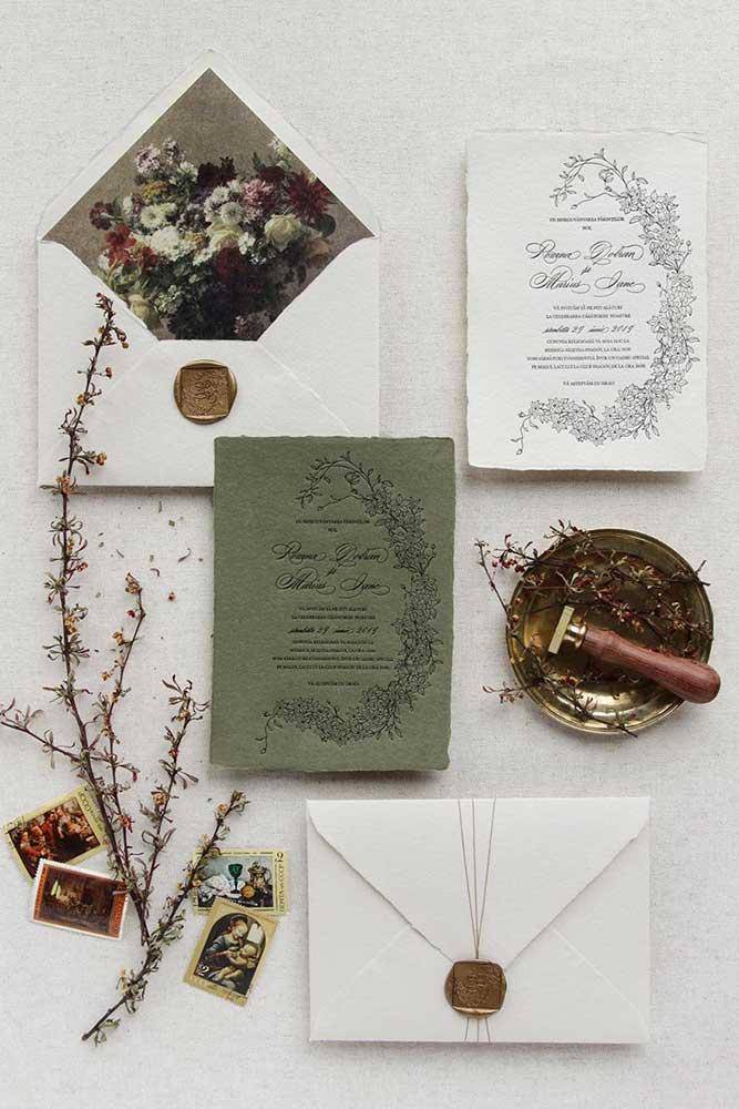 Creative Envelope #invites