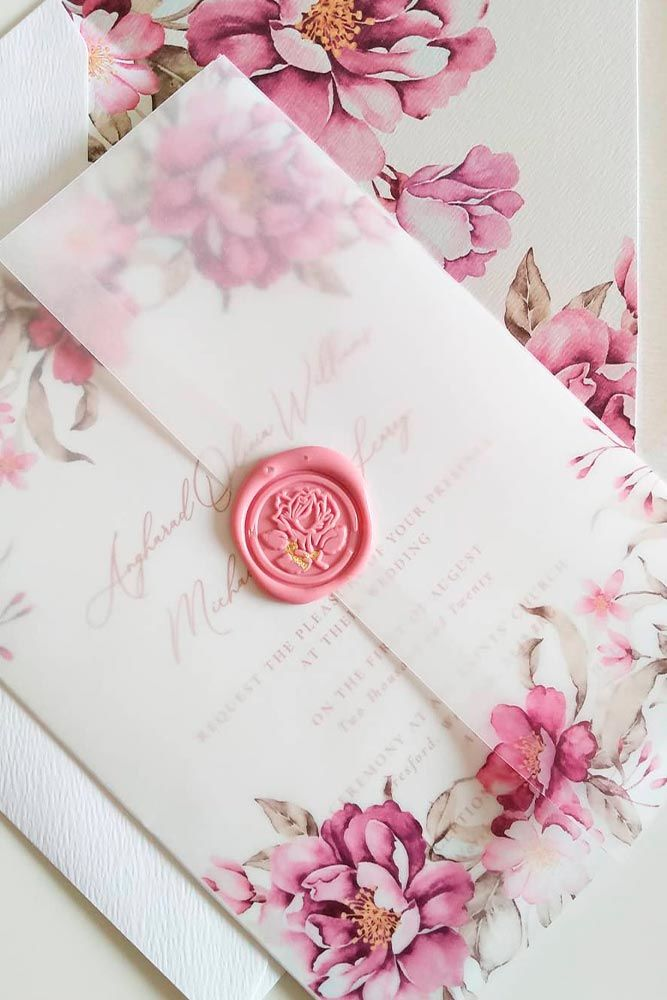 How Much Should You Spend On Wedding Invitations? #wedding