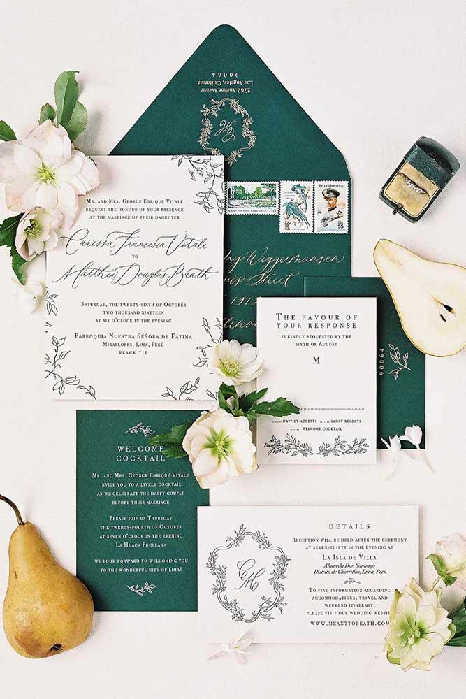 What You Should Remember: Invitation Wording Etiquette #wedding #weddingplan