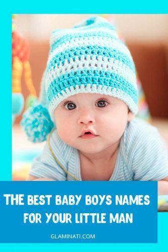 Italian Names For Little Men #littleman #boy #baby