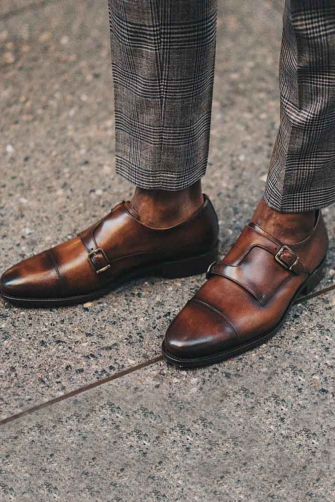 Monk Strap Shoes & How To Wear Them #monkstrapshoes