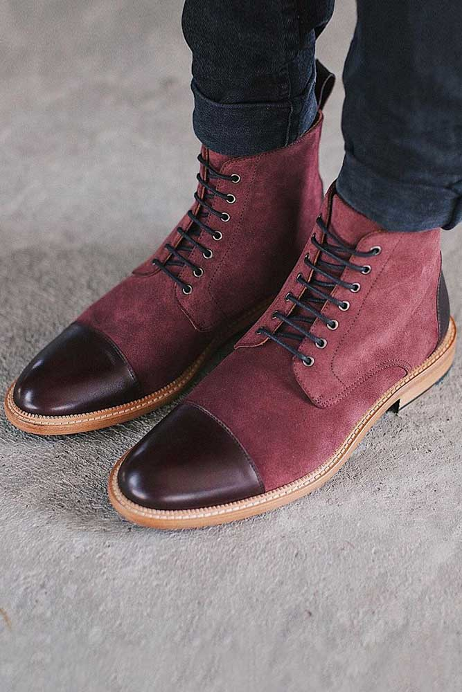 Oxford Boots & How To Wear Them #oxfordshoes