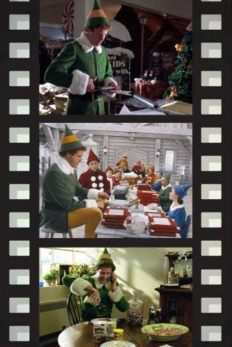 Elf - Funny Christmas Movie #funnymovie