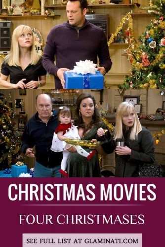 Four Christmases #familymovie