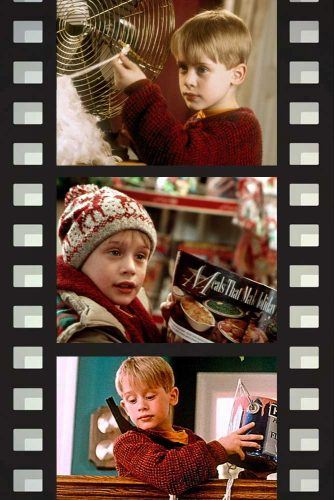 Home Alone - The Most Popular Christmas Movie #popularmovie