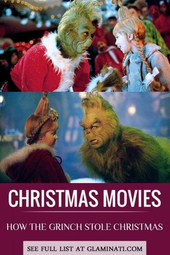 How The Grinch Stole Christmas #familymovie
