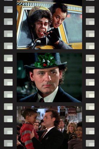 Scrooged #traditionalmovie