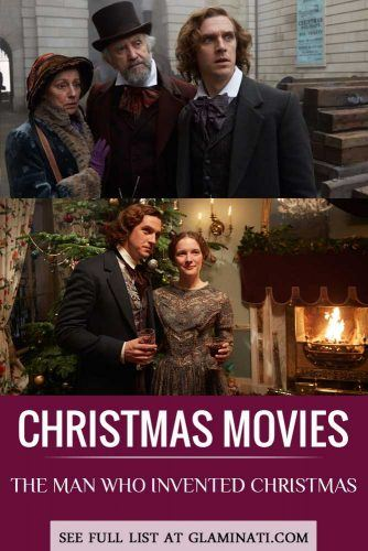 The Man Who Invented Christmas - Magic Christmas Movie #magicmovie