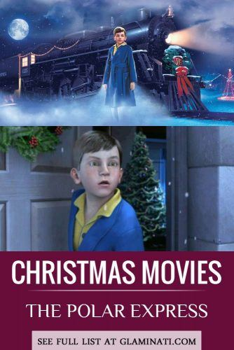 The Polar Express #animatedmovie