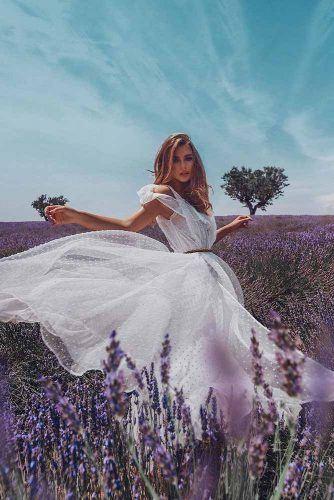 Lavender Field Picture #lavender #lavenderfield