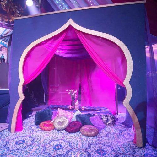 Arabian Nights Theme #decortheme
