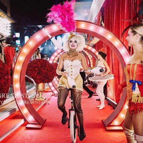 Circus Gala #circusparty