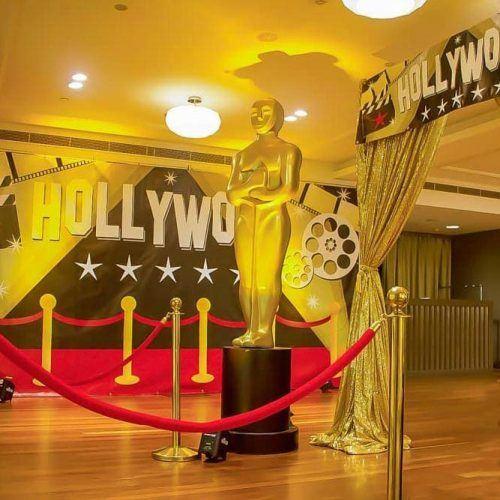 Hollywood Oscars Theme #hollywoodparty