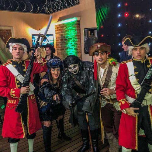 Pirates Party Idea #piratescostume