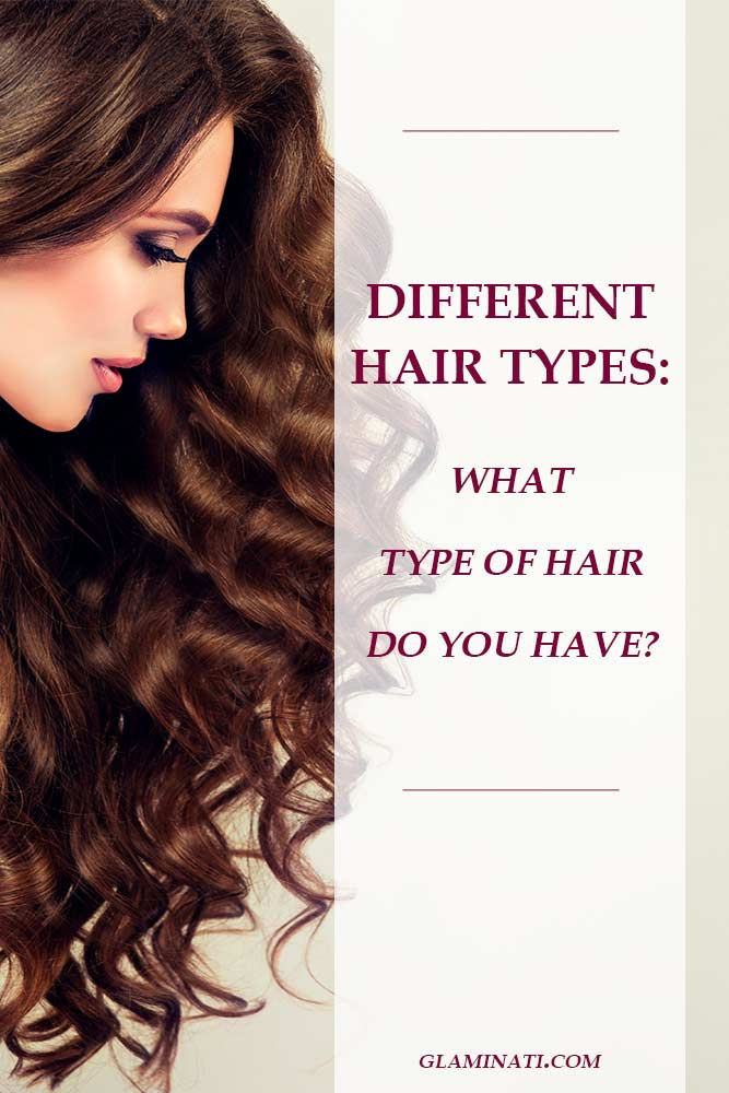 What Are The Different Hair Types? #beauty #hairstyles