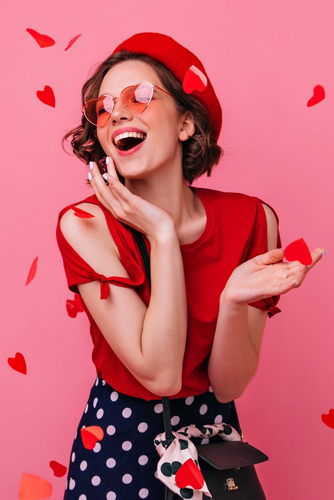 Lovely Ideas Of Valentines Day Outfit