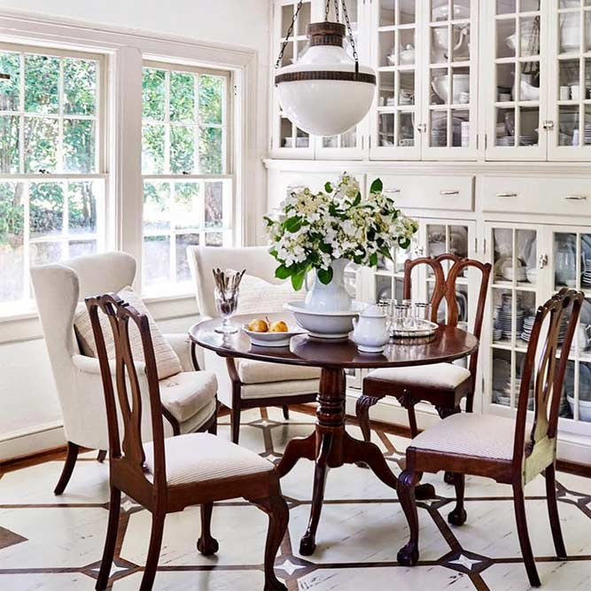Classy Dining Table Set #classystyle