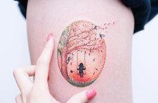 Beautiful Tree Tattoo Designs with a Deeper Meaning to Them