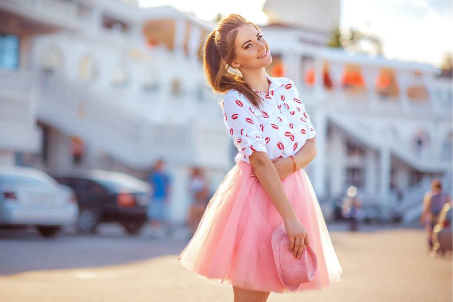 Gorgeous Tulle Skirt Looks For Your Impeccable Style