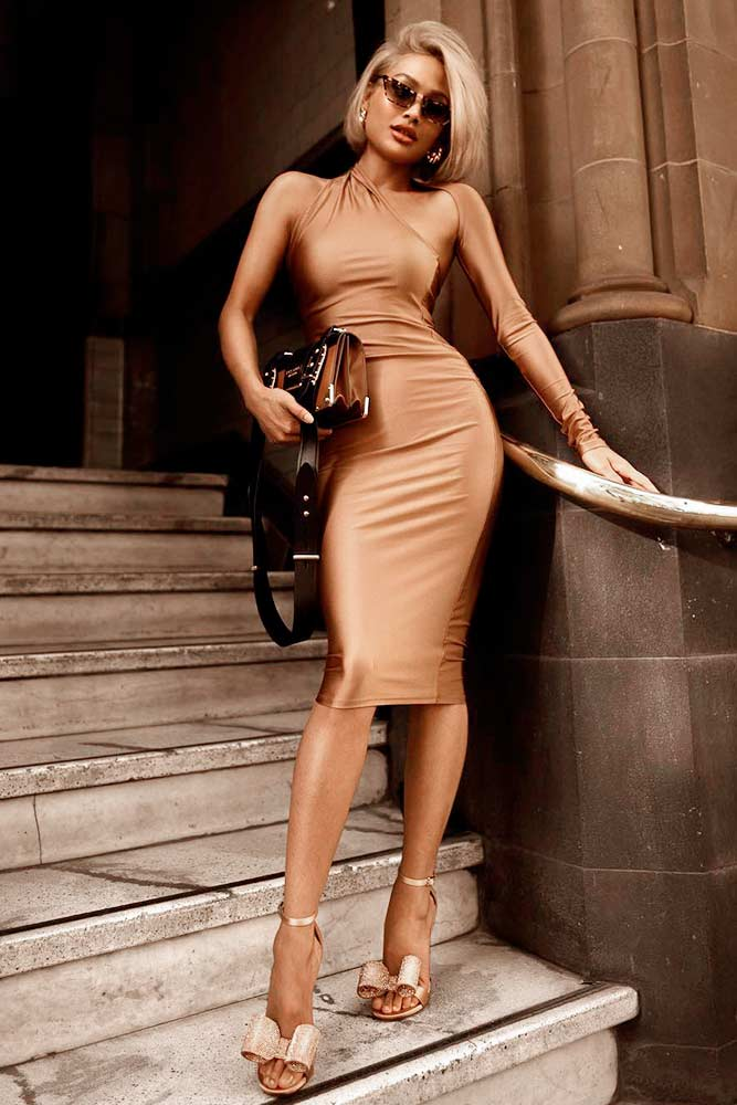 Bodycon Dress #bodycondress #tightdress