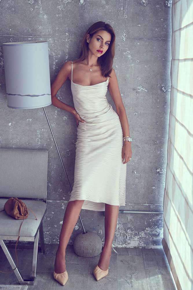 Slip Dress #slipdress #casualdresses