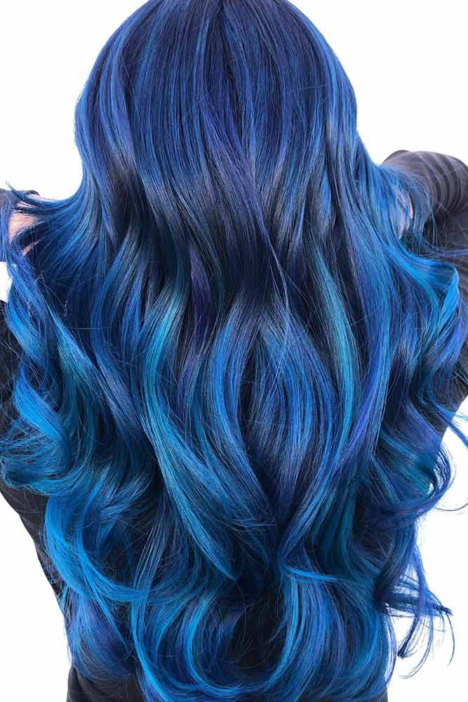 The Magical Power Of Blue Black Hair And What You Should Know About It