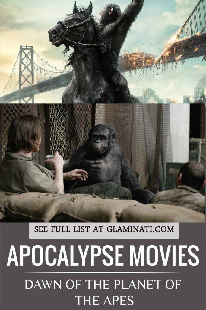 Dawn Of The Planet Of The Apes #fiction #fantasy