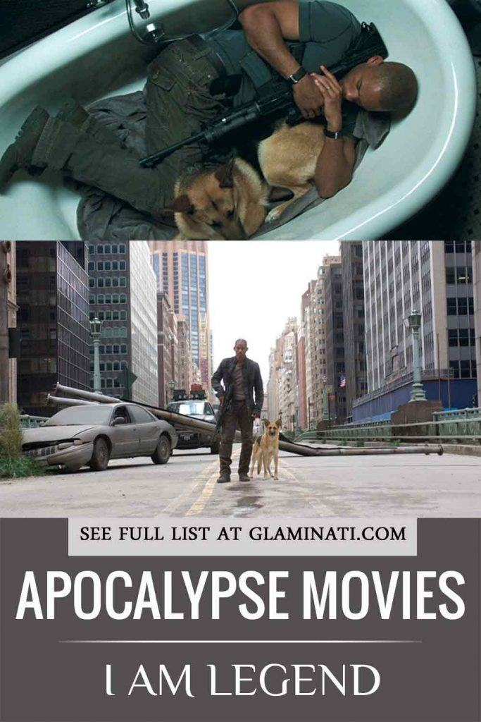 I Am Legend #action #drama