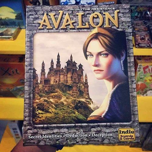 Resistance Avalon #avalongame