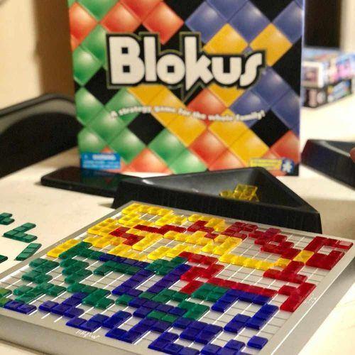 Classic Blokus Board Game #blokusgame
