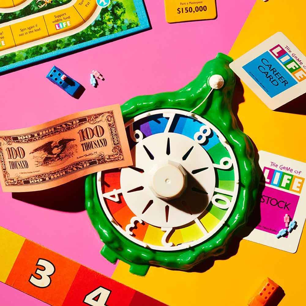 Adult Games: Hasbro Gaming Game Life #hasbrogame